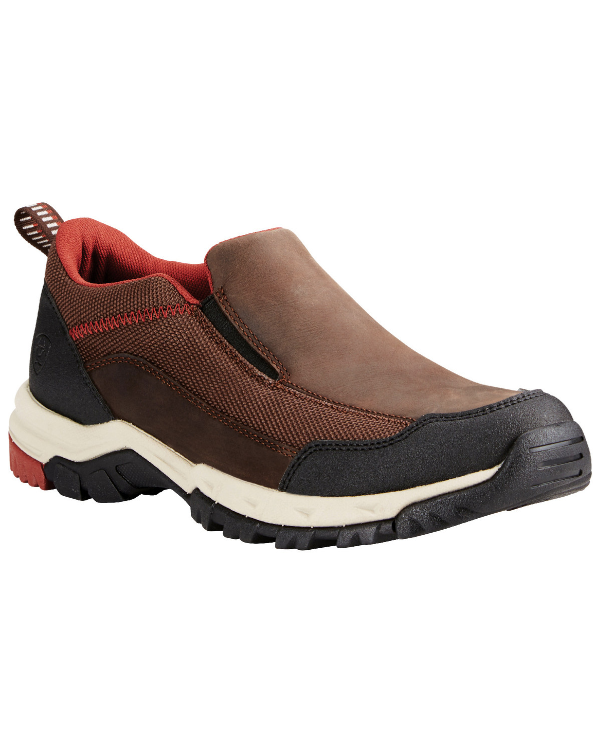 a3a79a2daa9 Ariat Men's Skyline Slip-On Hiking Shoes