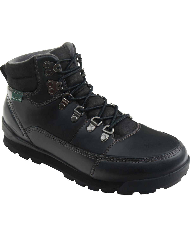 8e35c4f1936 Eastland Men's Black Chester Alpine Hiking Boots