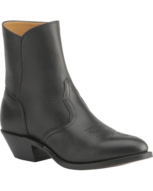 Zipper Boots Men