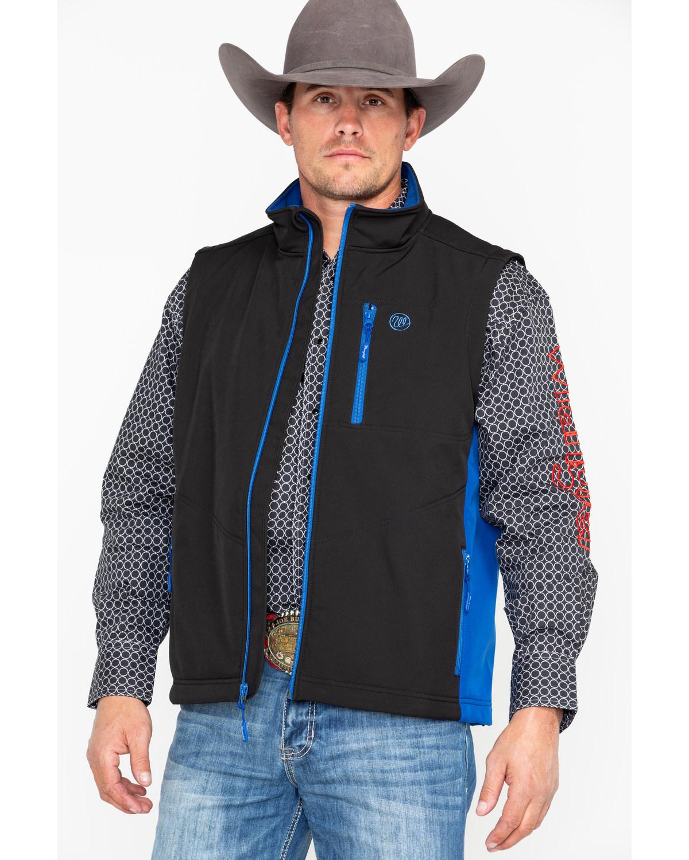 Wrangler Mens Water Repellent Trail Vest