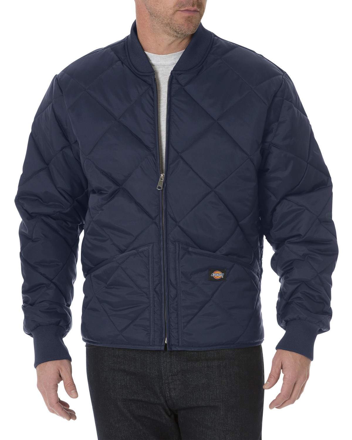 Dickies Boys Quilted Nylon Jacket