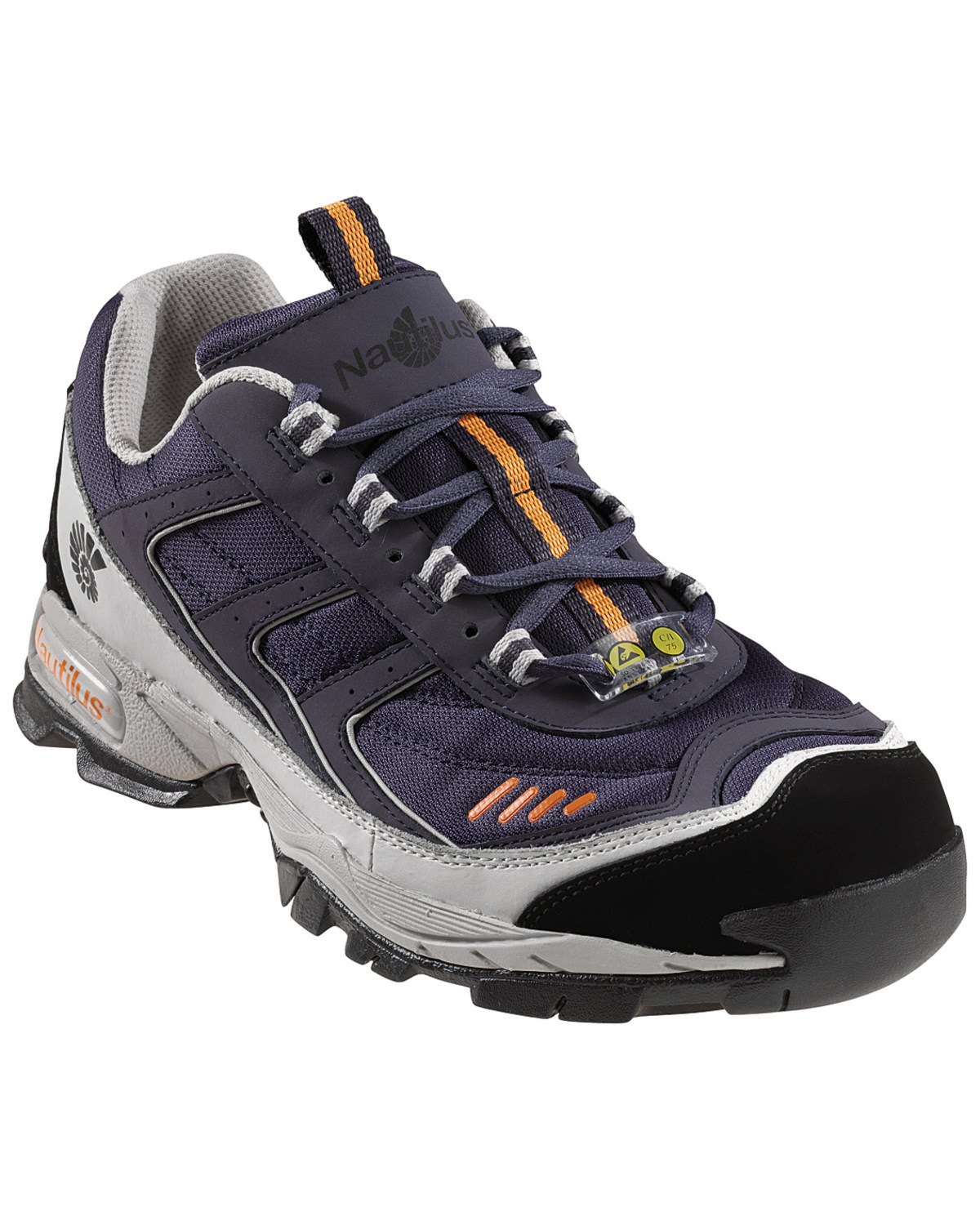 2ac85256f6a Nautilus Men's Steel Toe ESD Athletic Work Shoes