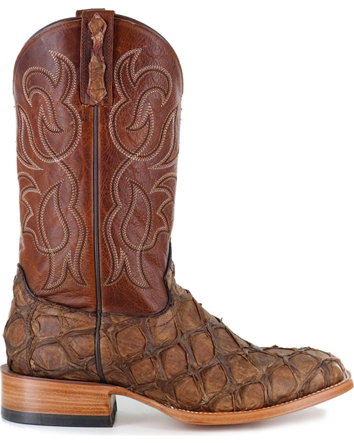Cody James® Men's Pirarucu Exotic Boots | Boot Barn