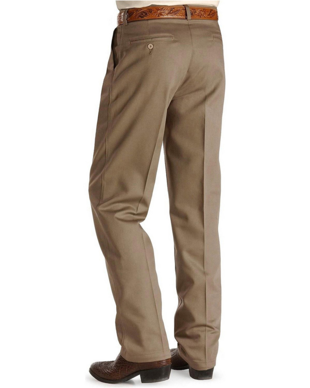 a0a71d64 Zoomed Image Wrangler Slacks - Riata Relaxed Fit, Sable, hi-res
