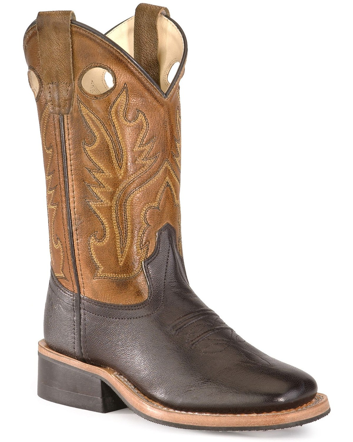Old West Toddlers' Corona Cowboy Boots