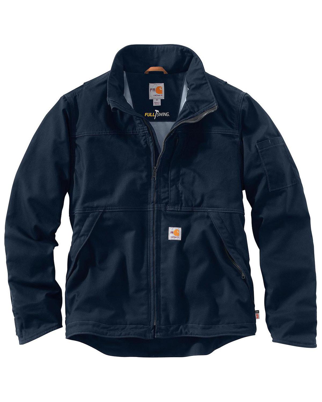 0188c98629e1 Carhartt Men s Flame-Resistant Full Swing Quick Duck Jacket - Big   Tall