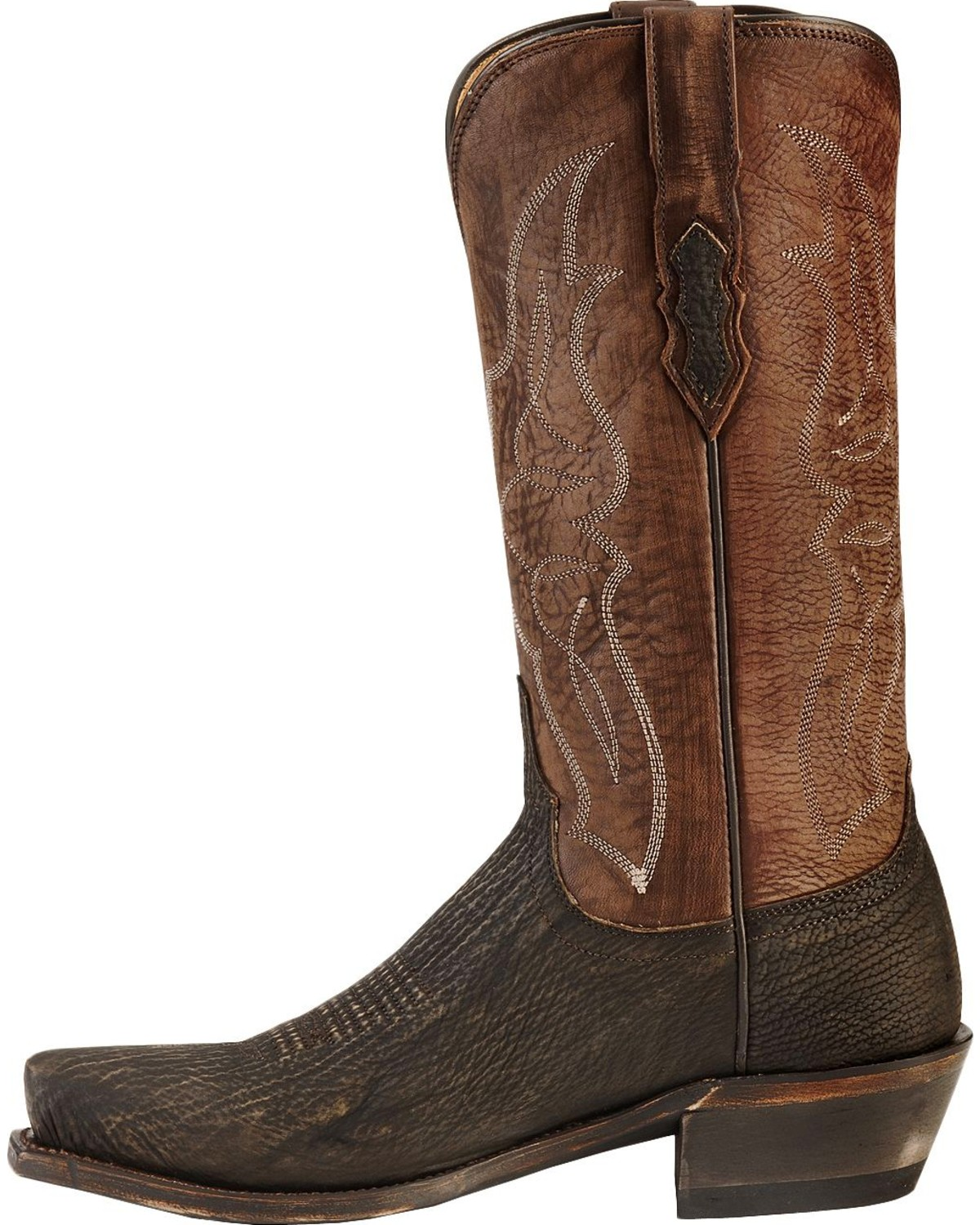 Lucchese Men S Exotic Shark Western Boots Boot Barn