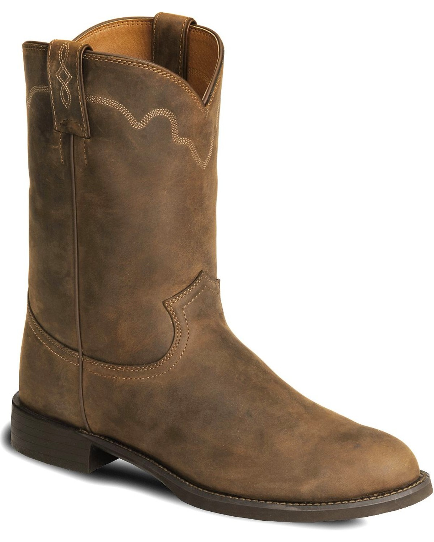 Stampede Roper Western Boots | Boot Barn