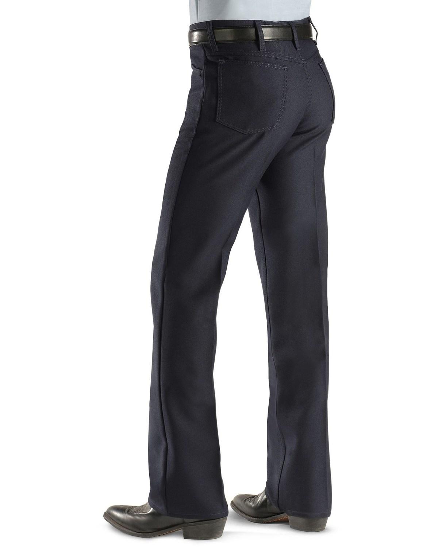 593598ff Zoomed Image Wrangler Wrancher Dress Jeans, Navy, hi-res