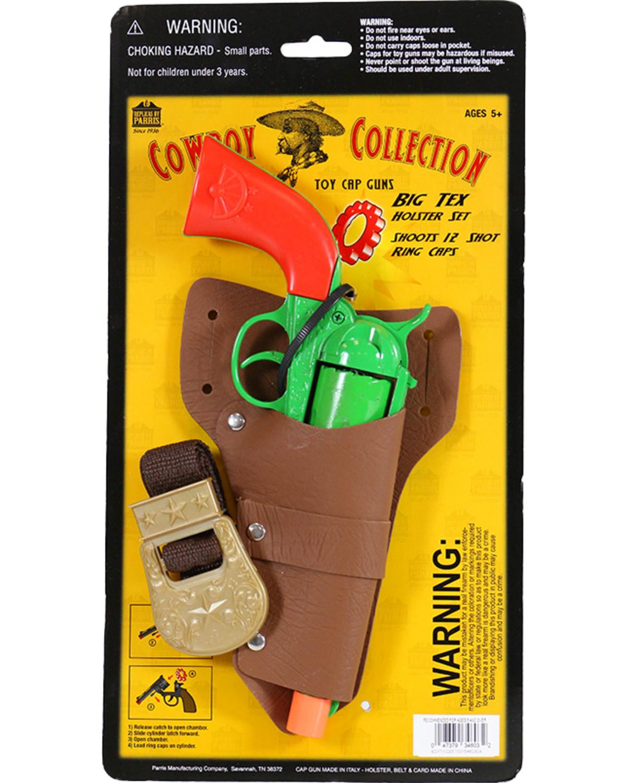 Parris Toy Cap Gun