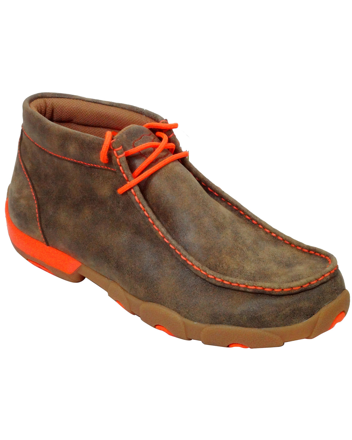Twisted X Men's Lace Up Driving Mocs