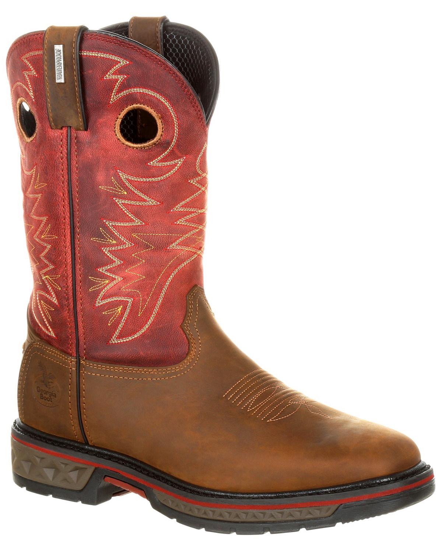 Georgia Boot Men's Carbo-Tec LT