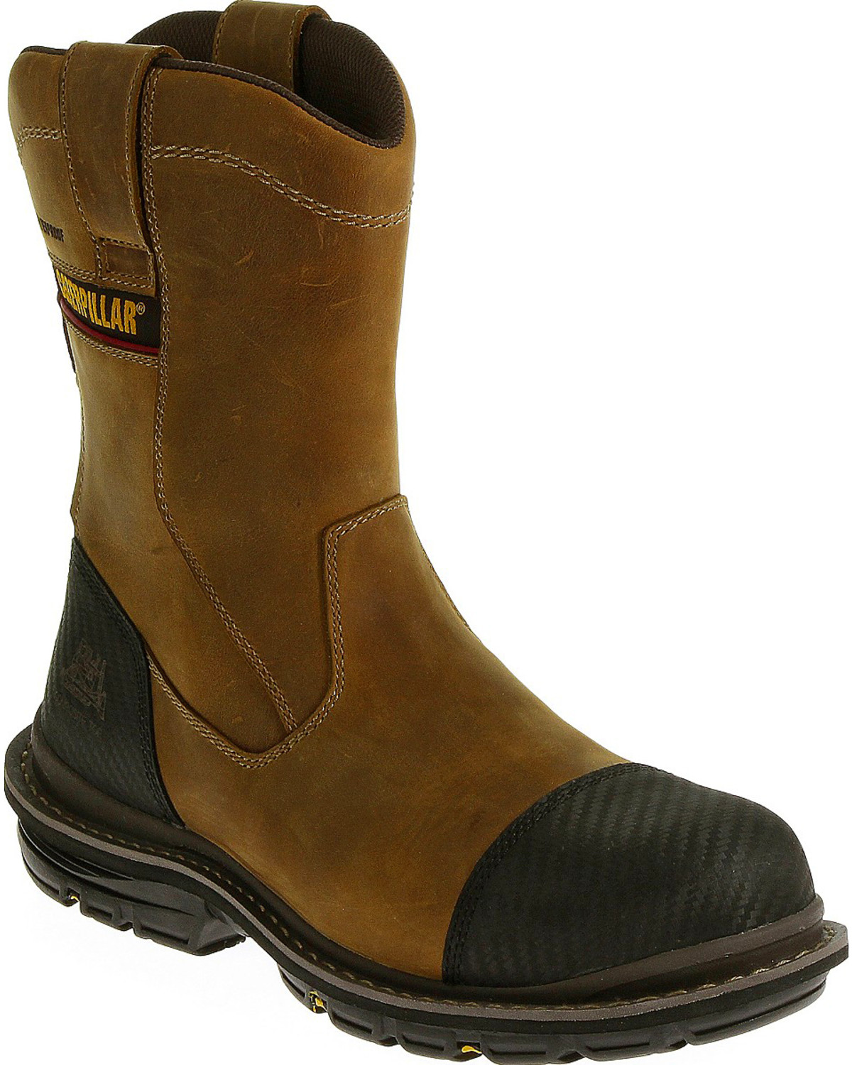 Tough WP Comp Toe Work Boots | Boot Barn