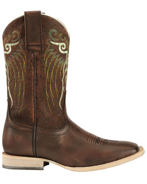 Ariat Kids' Mesteno Western Boots | Boot Barn