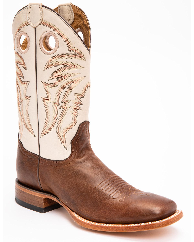 Cody James Men's Full-Grain Leather