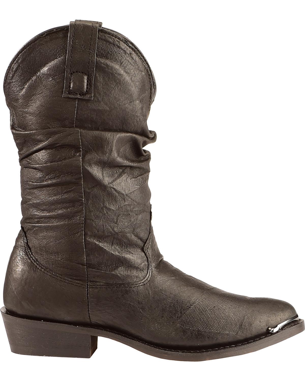 Dingo Men S Pigskin Slouch Western Boots Boot Barn