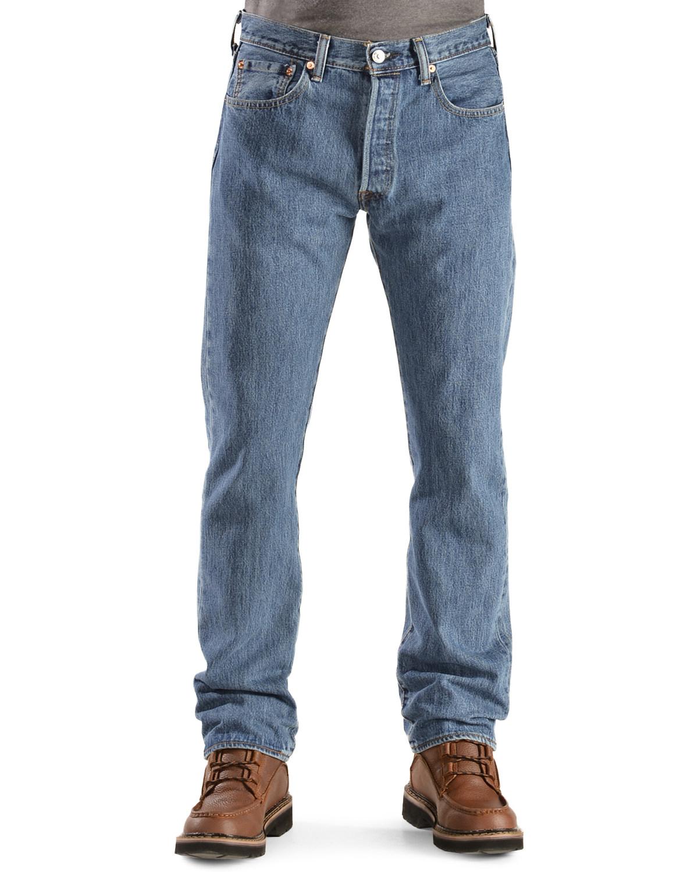 d00e311872d Levi s Men s Rinsed 501 Original Jeans
