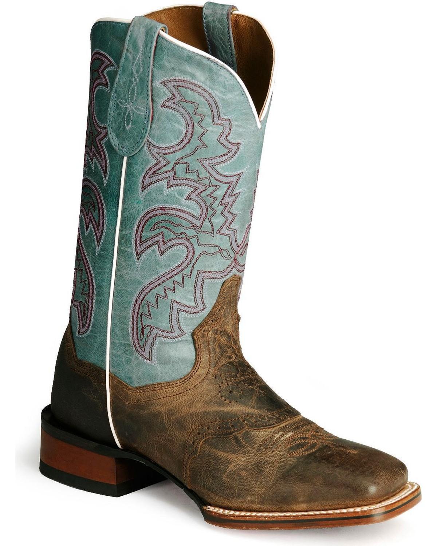 fee73c4fe74 Dan Post Women's San Michelle Cowgirl Certified Western Boots