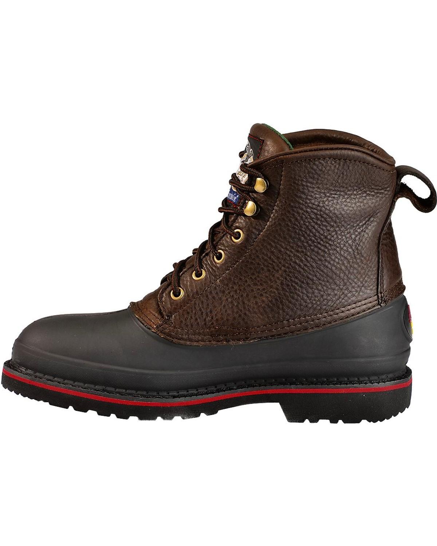 Georgia Men S Topsoil Mud Dog 6 Quot Work Boots Boot Barn
