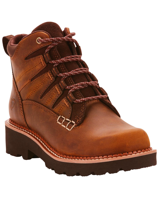 ARIAT Women/'s Canyon Ii Casual Shoe  9.5 Distressed Brown