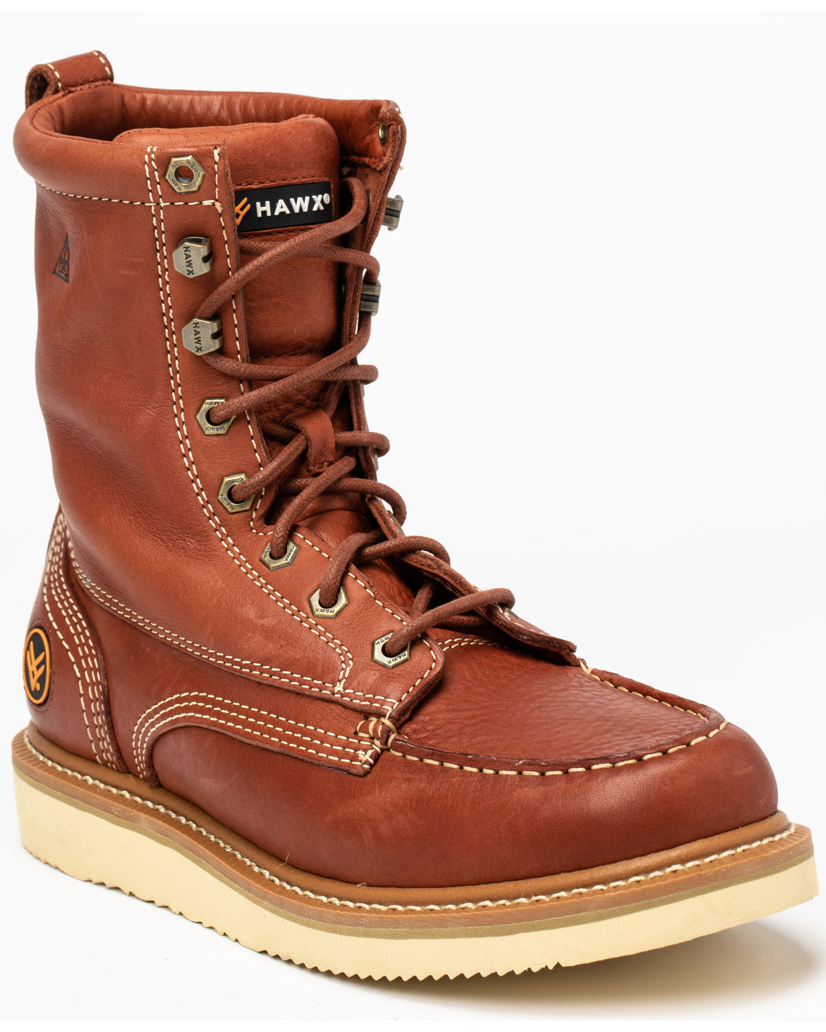 Hawx Men's Lacer Wedge Work Boots