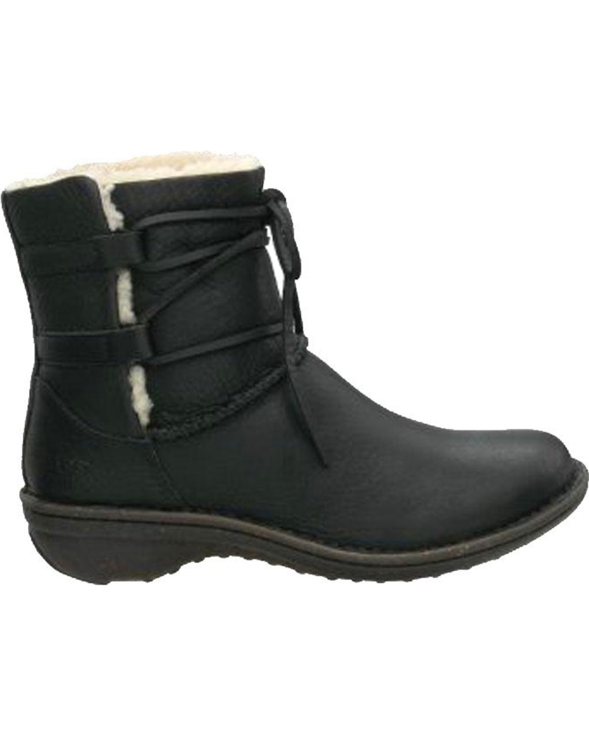 UGG® Women's Caspia Lace Boots | Boot Barn