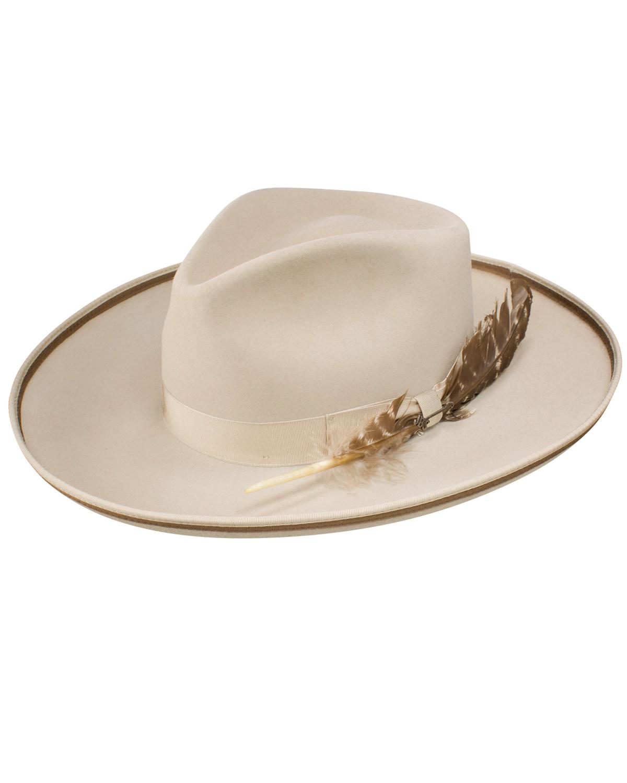 Stetson Men s Renegade Royal DeLuxe Felt Hat  f99bccc2d55
