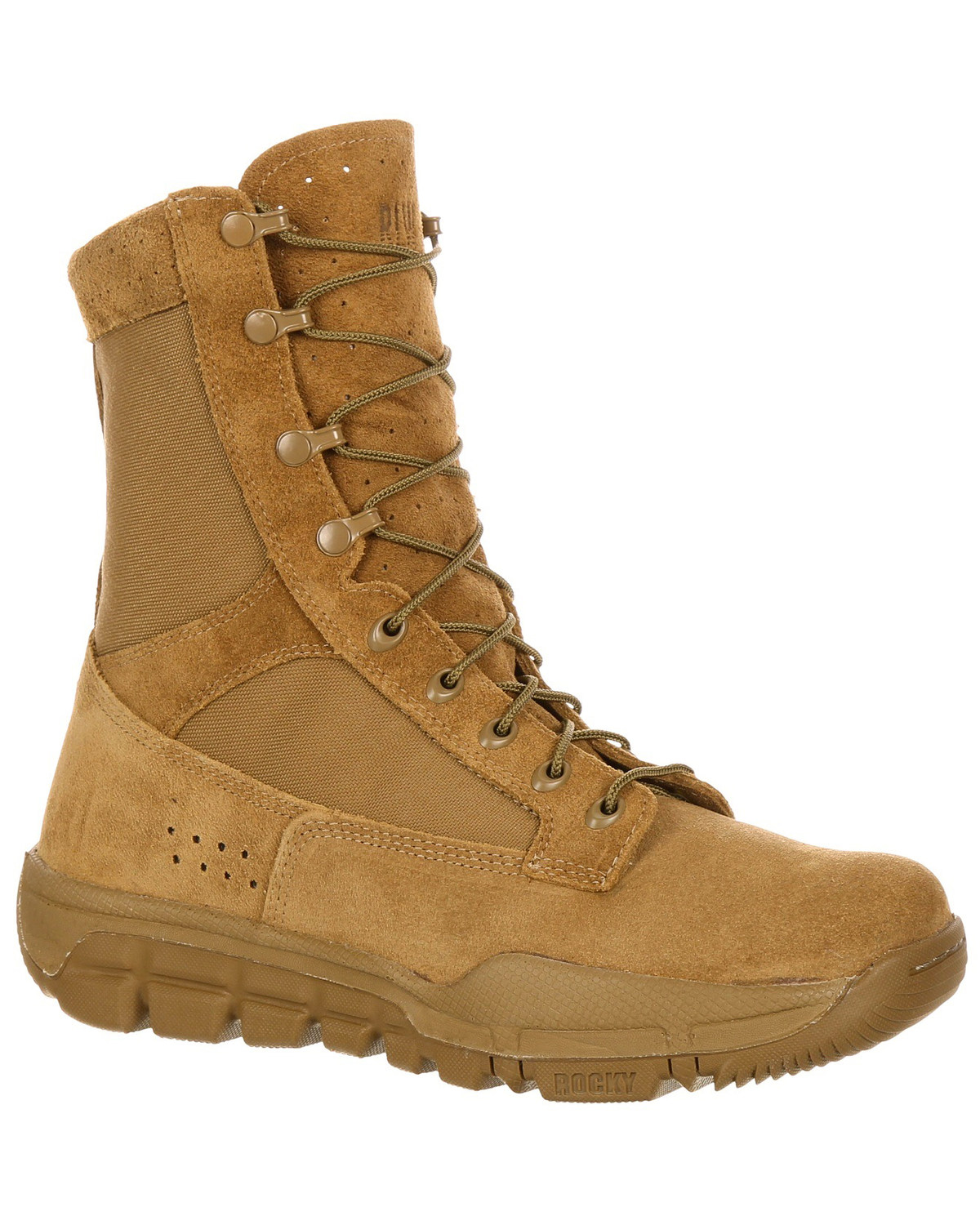 Lightweight Commercial Military Boots