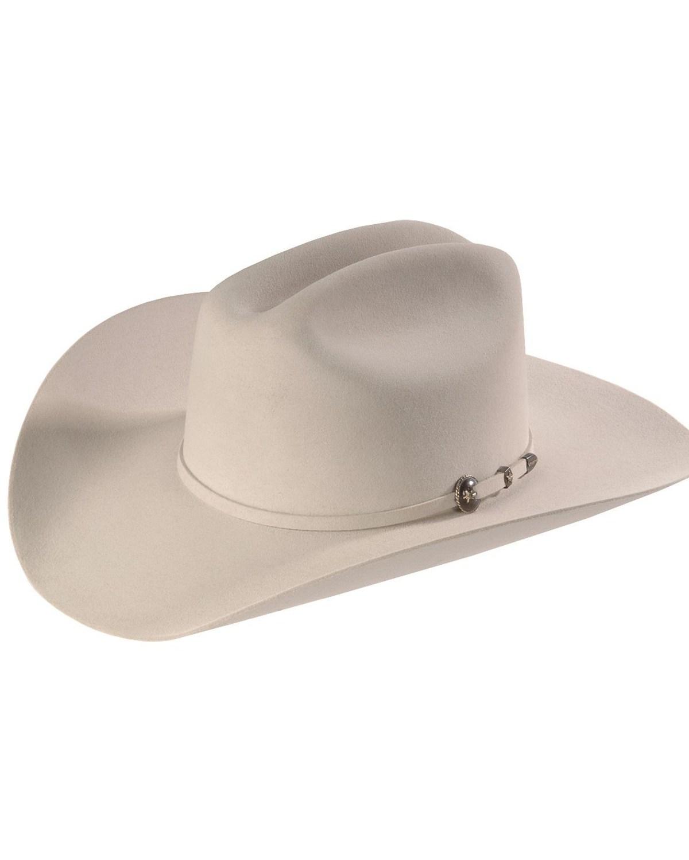 Resistol George Strait Remuda 4X Felt Hat  434d8b4ab0f