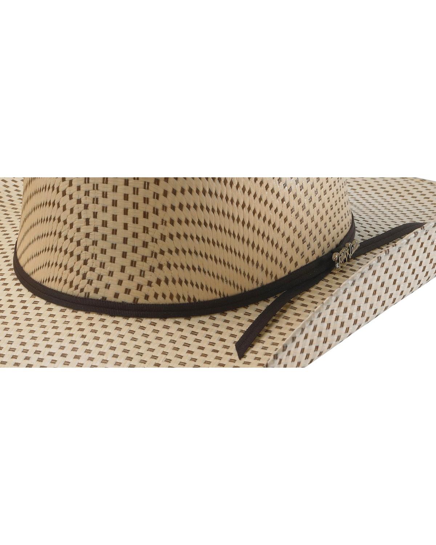 39313f45b2d98 Tony Lama Men s 25X Rio Straw Hat