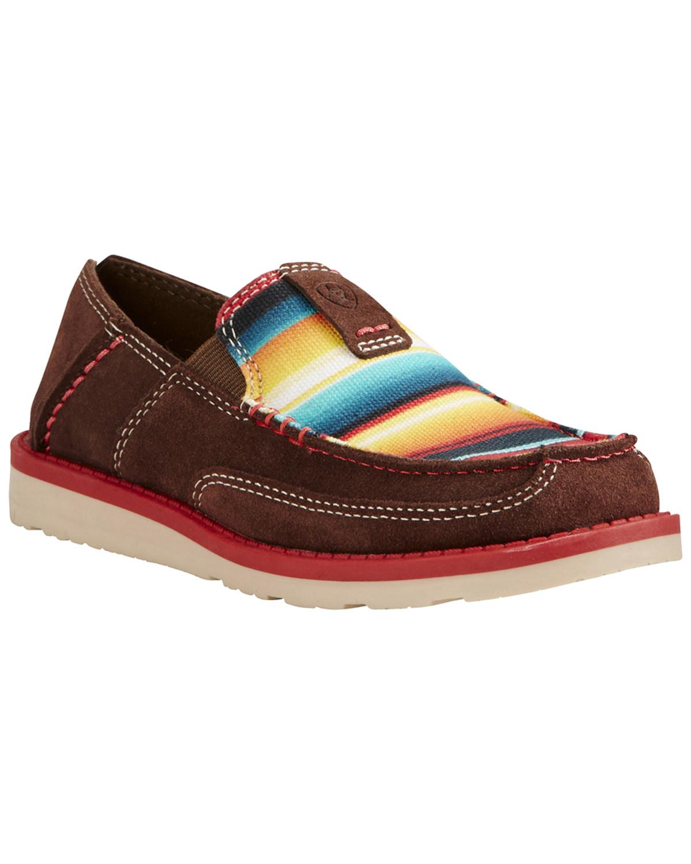 Brown Cruiser Shoes - Moc Toe | Boot Barn