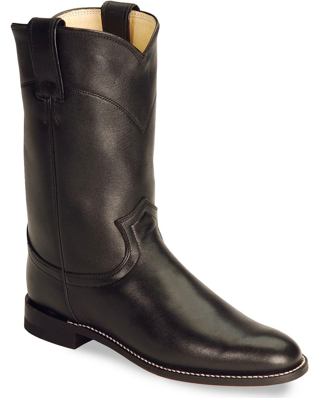 d80c43e71e8 Justin Women's Spanish Kipskin Roper Boots