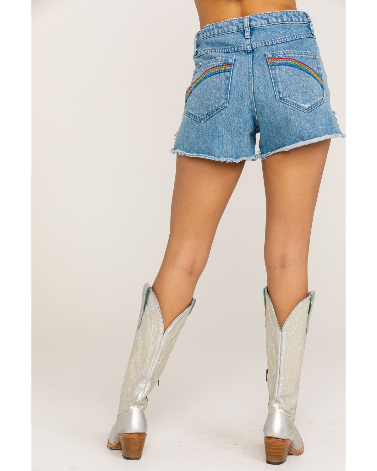stores to get high waisted shorts