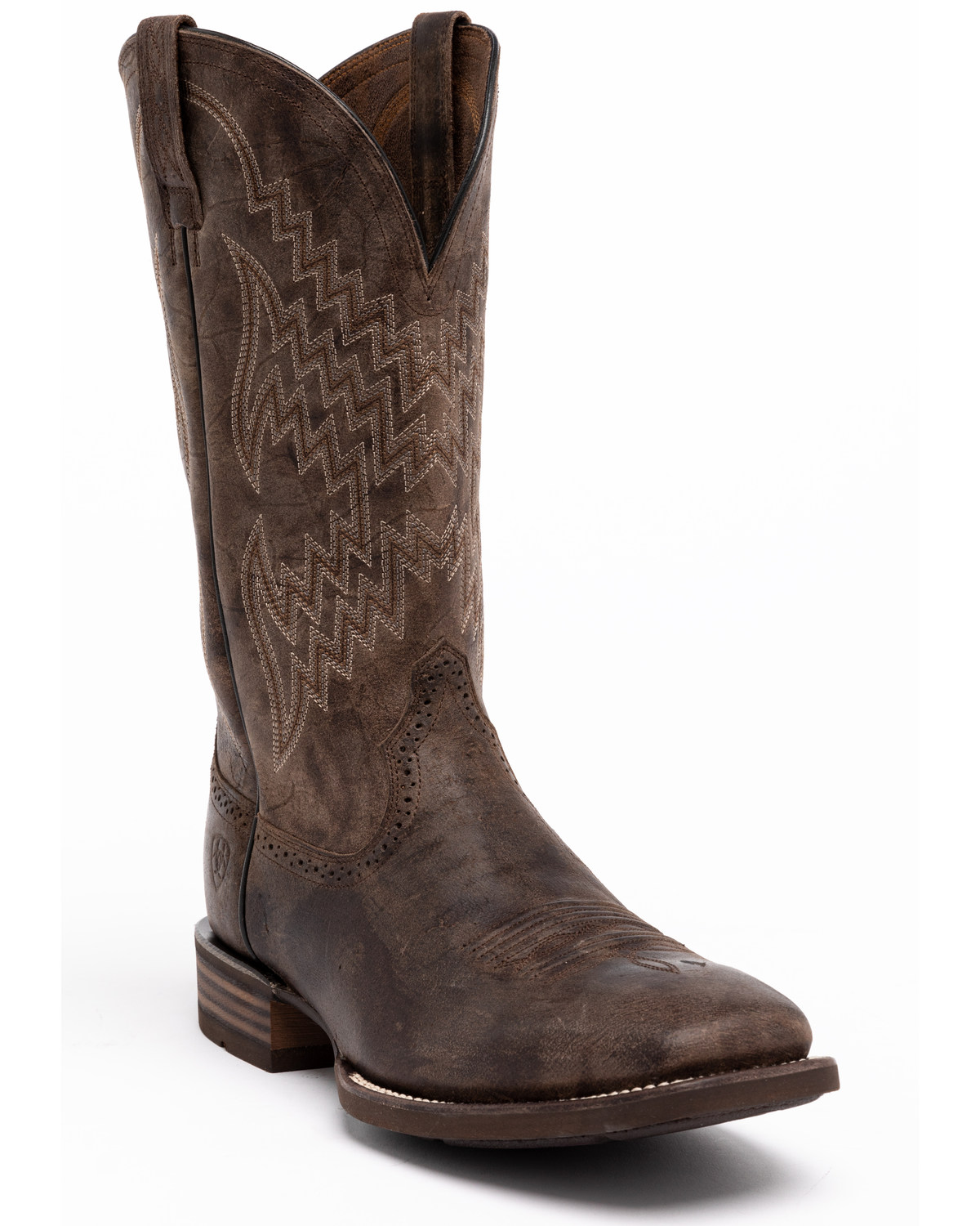 a1a8df12b10 Ariat Men's Quickdraw Tycoon Western Boots - Wide Square Toe