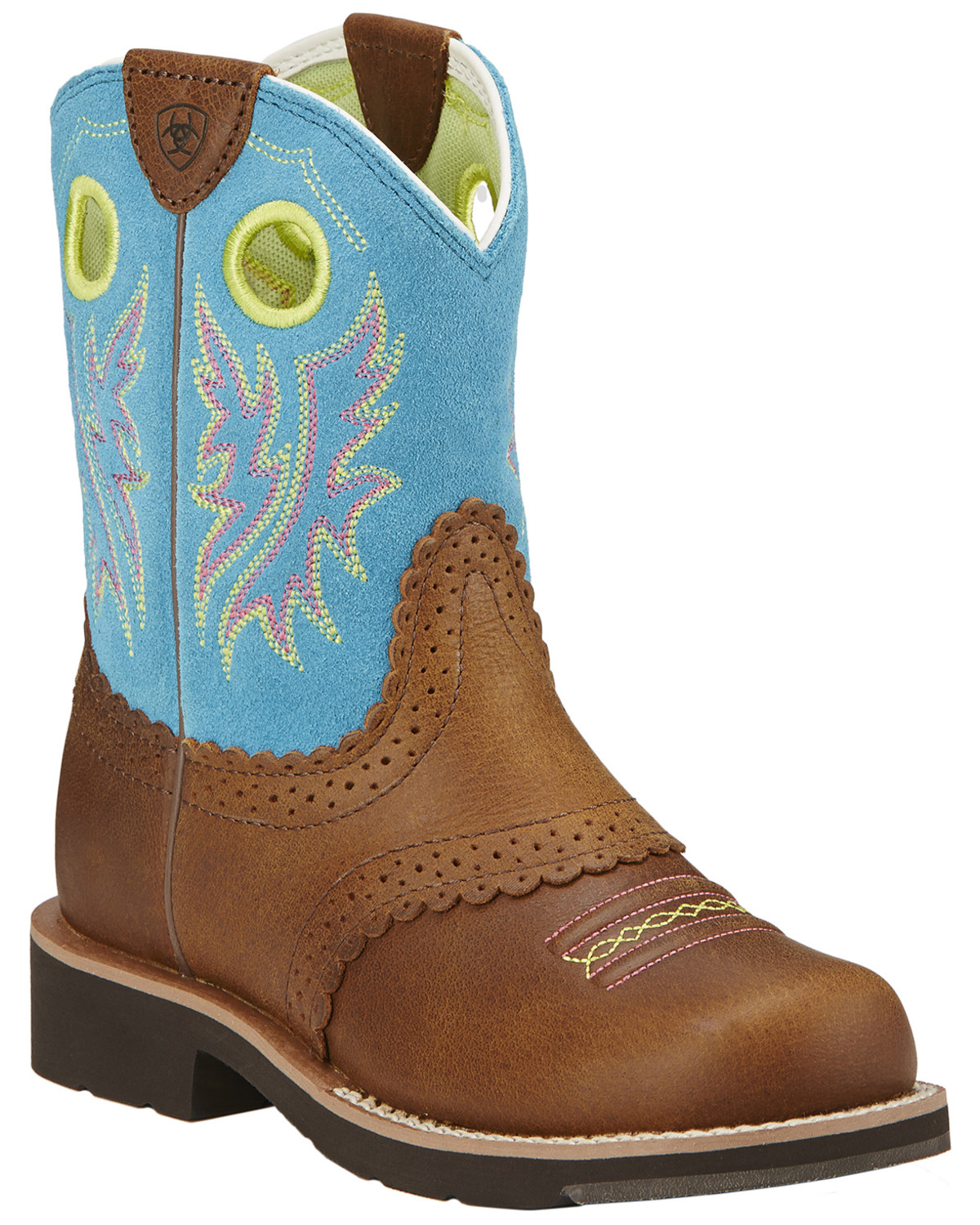 Girl Ariat Boots