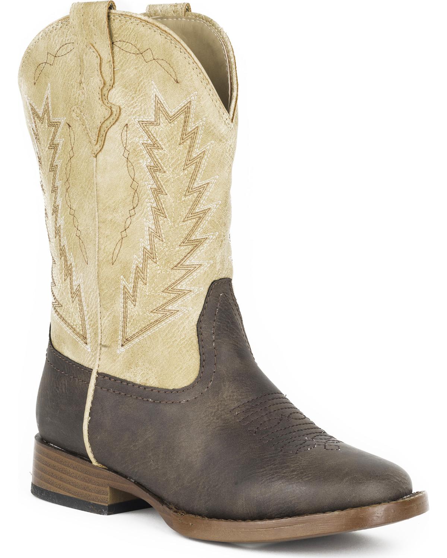 Roper Kids Billy Western Boot