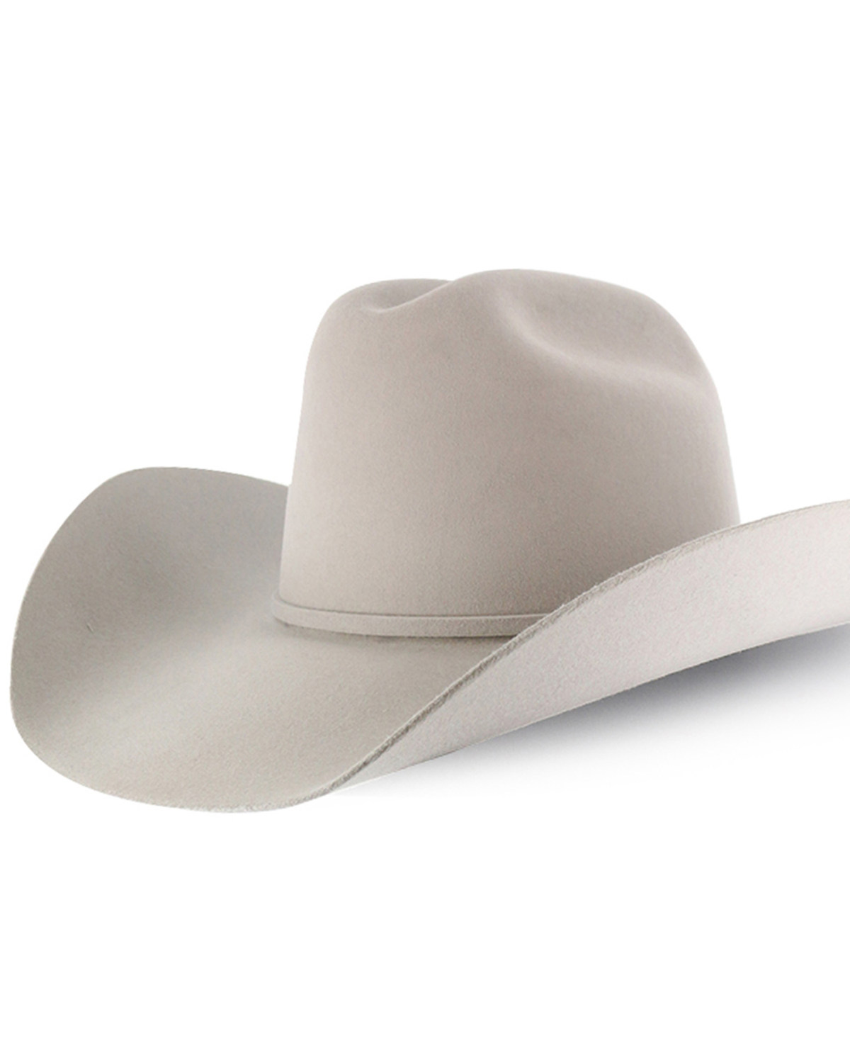 64fa0f6c Zoomed Image Rodeo King Men's Rodeo 7X Felt Cowboy Hat, Cream, hi-res.  Zoomed Image ...