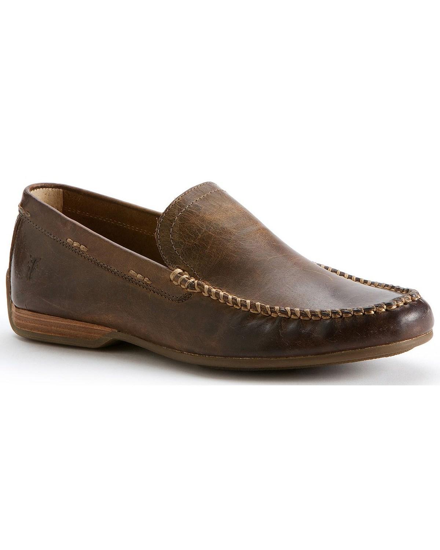 Frye Men's Lewis Venetian Shoes | Boot Barn