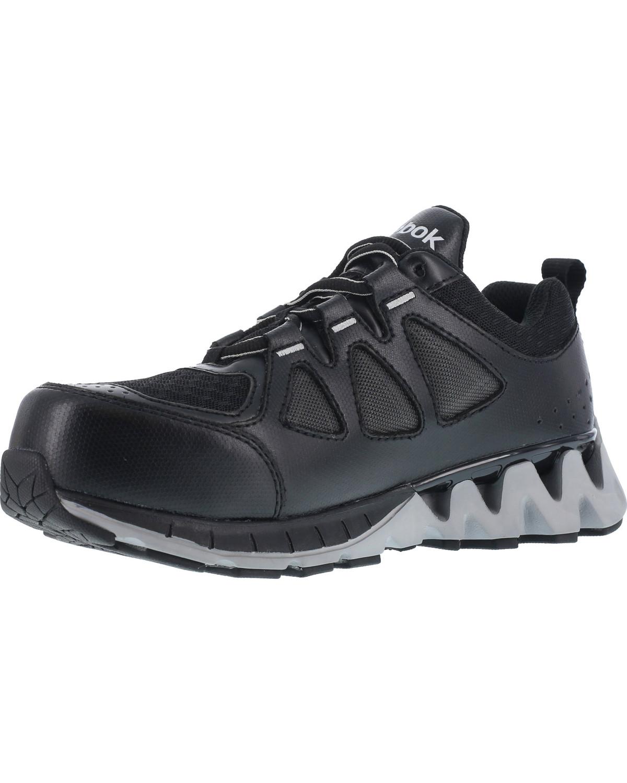3ca884d60979 Reebok Women s ZigKick Oxford Athletic Work Shoes - Composite Toe ...