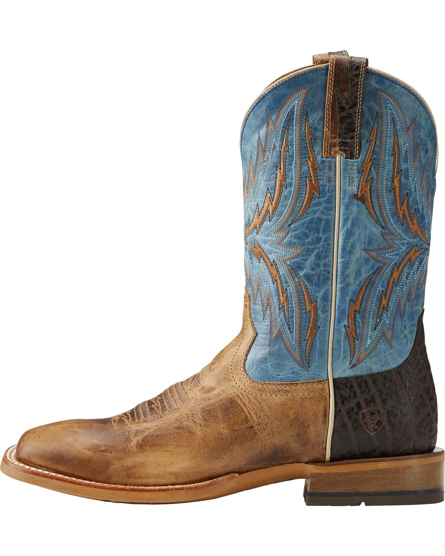 Ariat Men S Arena Rebound Western Boots Boot Barn