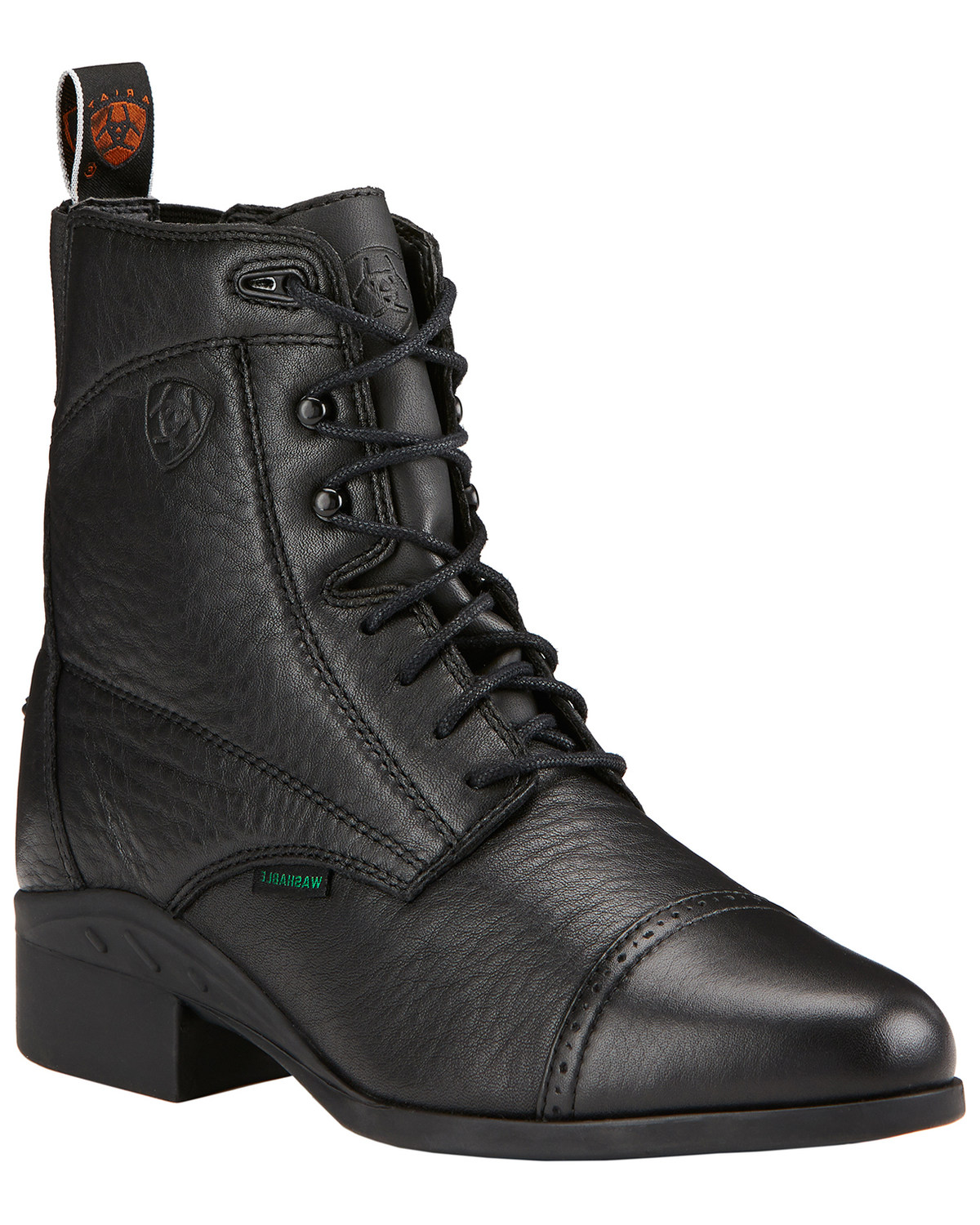 Ariat Women S Heritage Breeze Lace Up Paddock Boots Boot