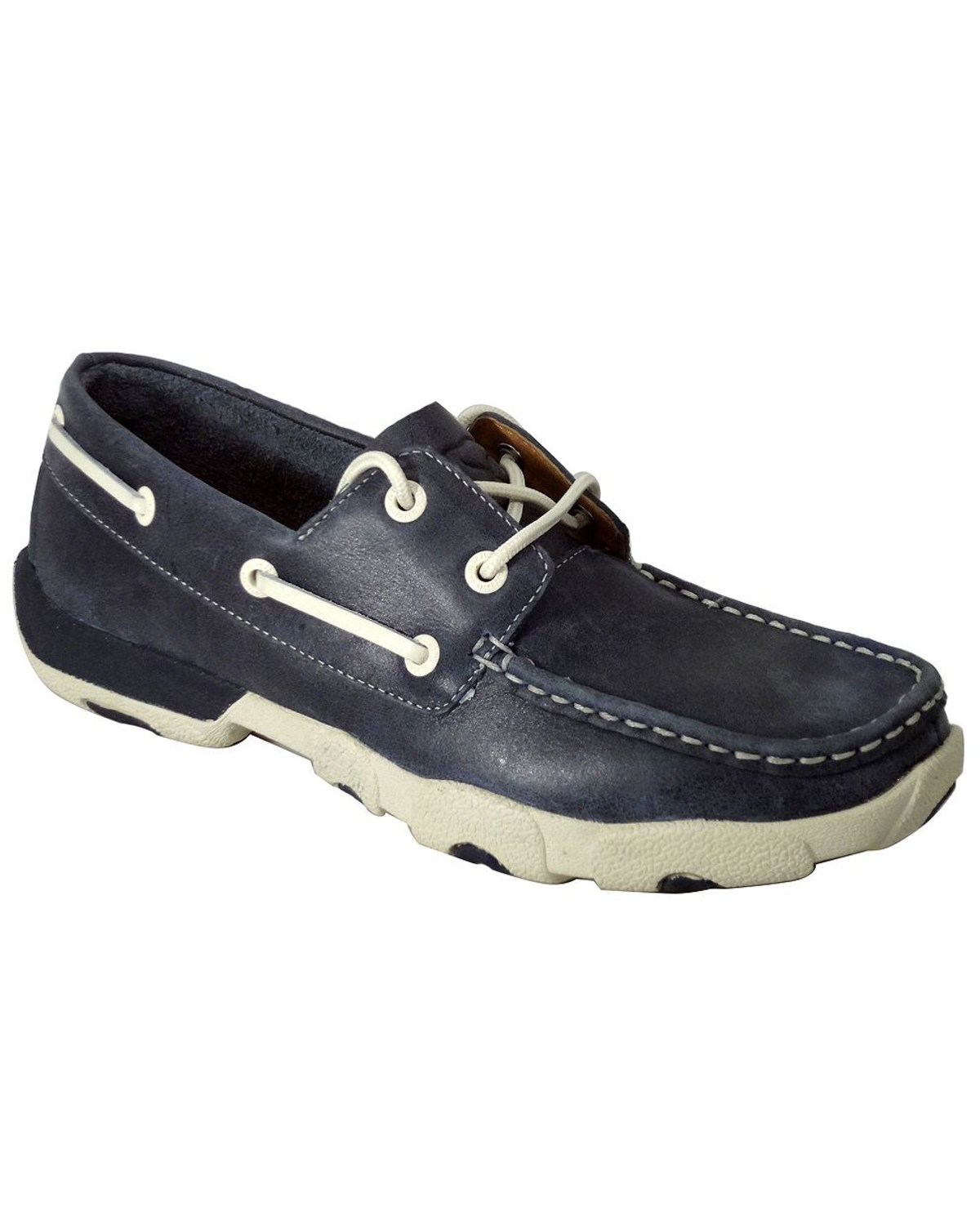 Twisted X Women s Casual Boat Shoes  32b0b1682