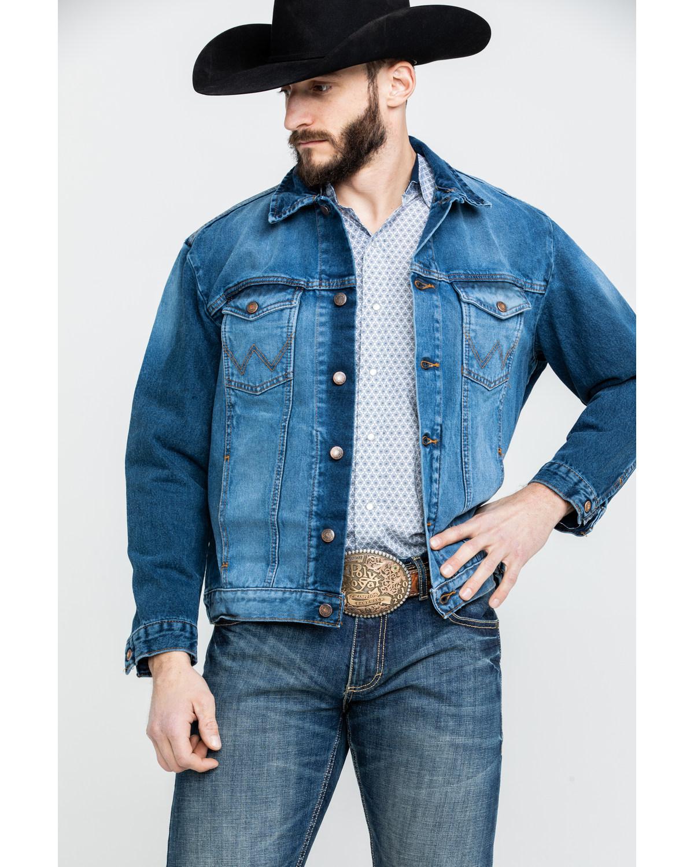 Mens Cowboy Jeans