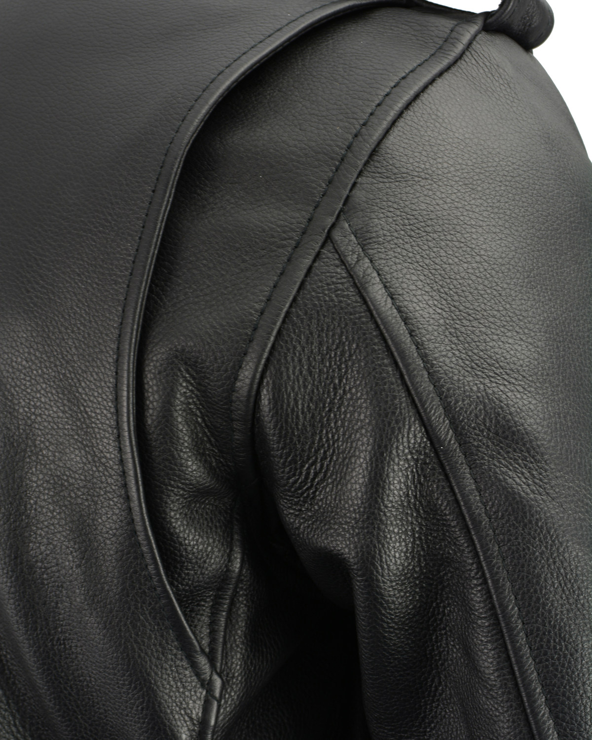 658a16c0e9ae Milwaukee Leather Men s Classic Side Lace Concealed Carry Motorcycle Jacket  - 5X