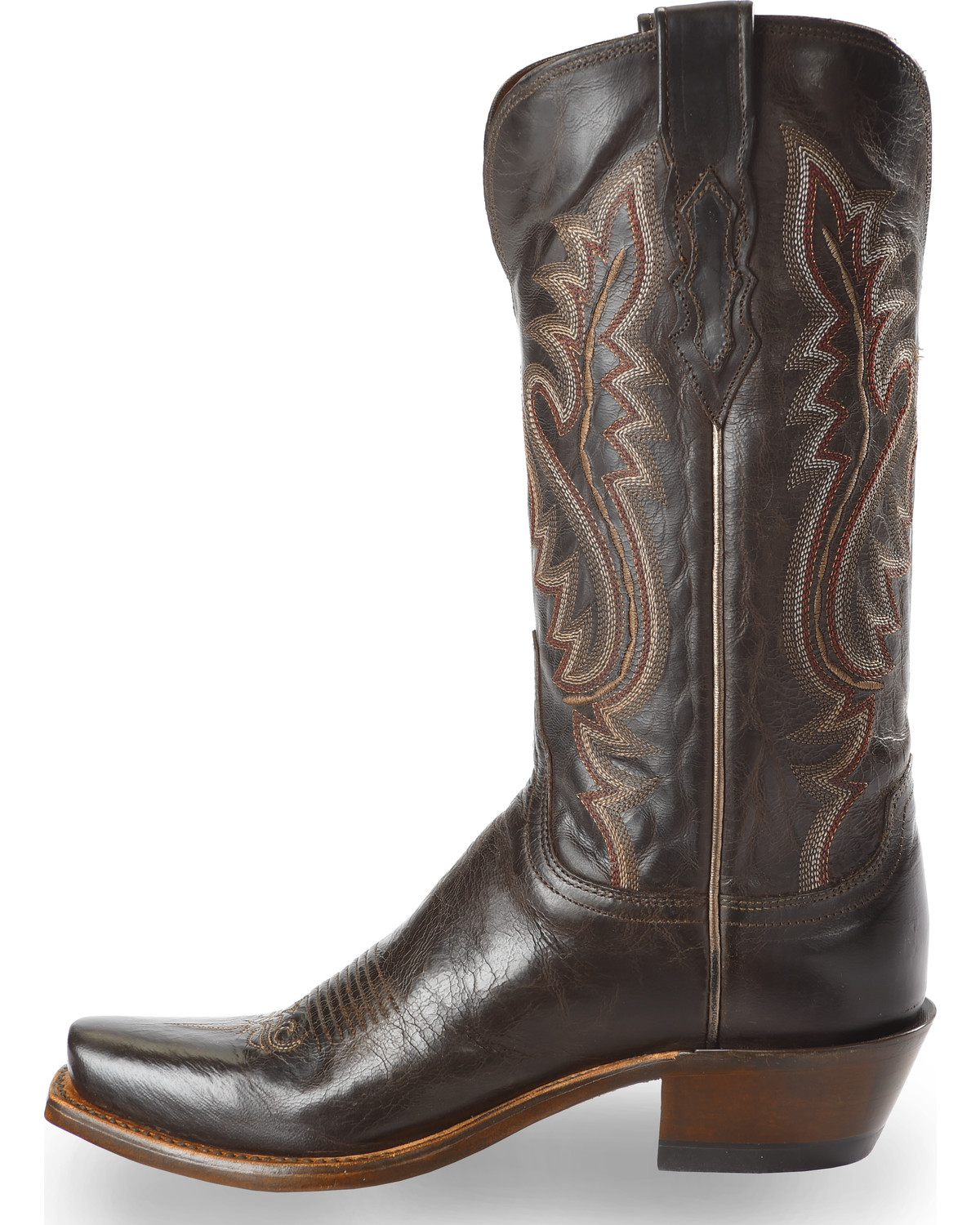 Lucchese Women S Cassidy Square Toe Western Boots Boot Barn