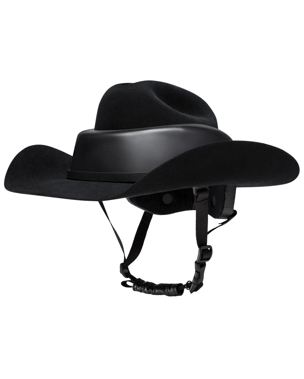 Resistol RideSafe Helmet Cowboy Hat  eb4a1d5a82c
