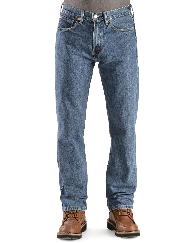 Mens Levi 505 Jeans