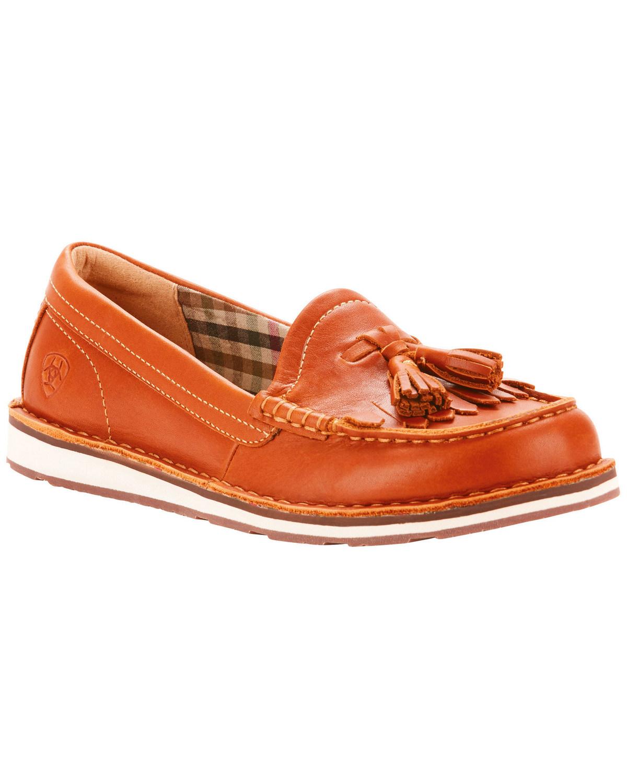 2ce219e952d Ariat Women s Tassel Cruiser Honeycomb Shoes
