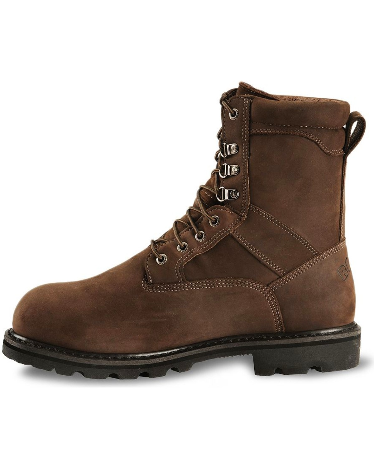 """Rocky 8"""" Ranger Insulated Gore-Tex Work Boots - Steel Toe ..."""