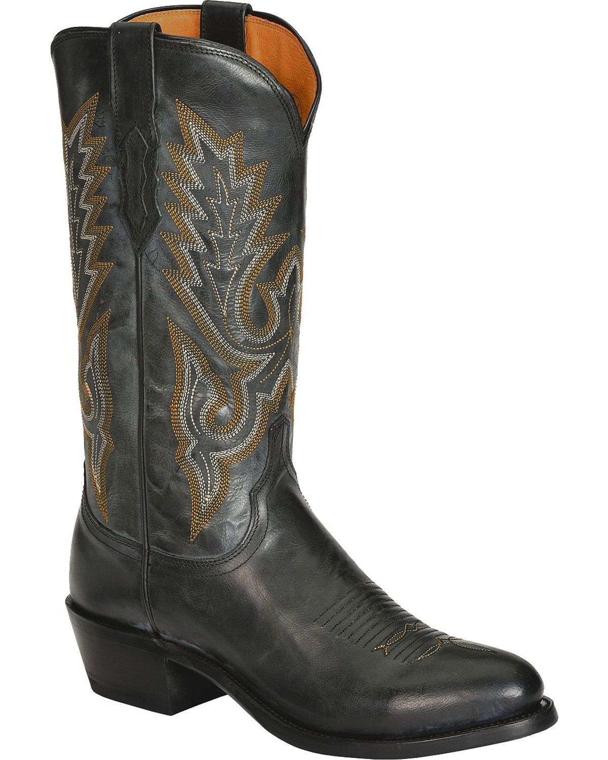 e353ee307cf Lucchese Handmade 1883 Western Madras Goat Cowboy Boots